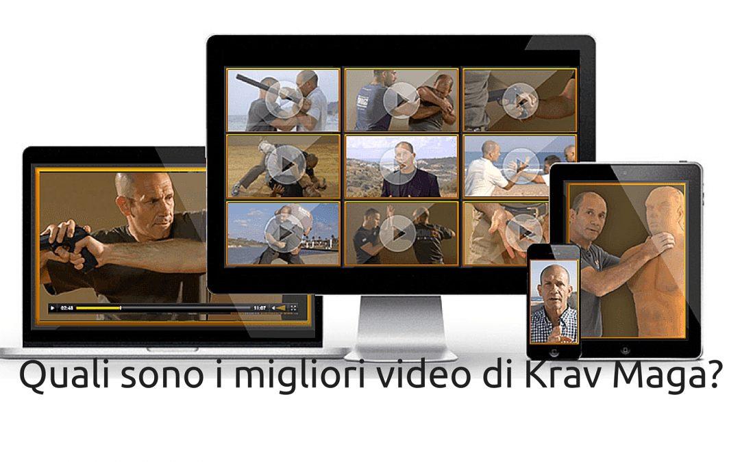 Quali sono i migliori video di Krav Maga?