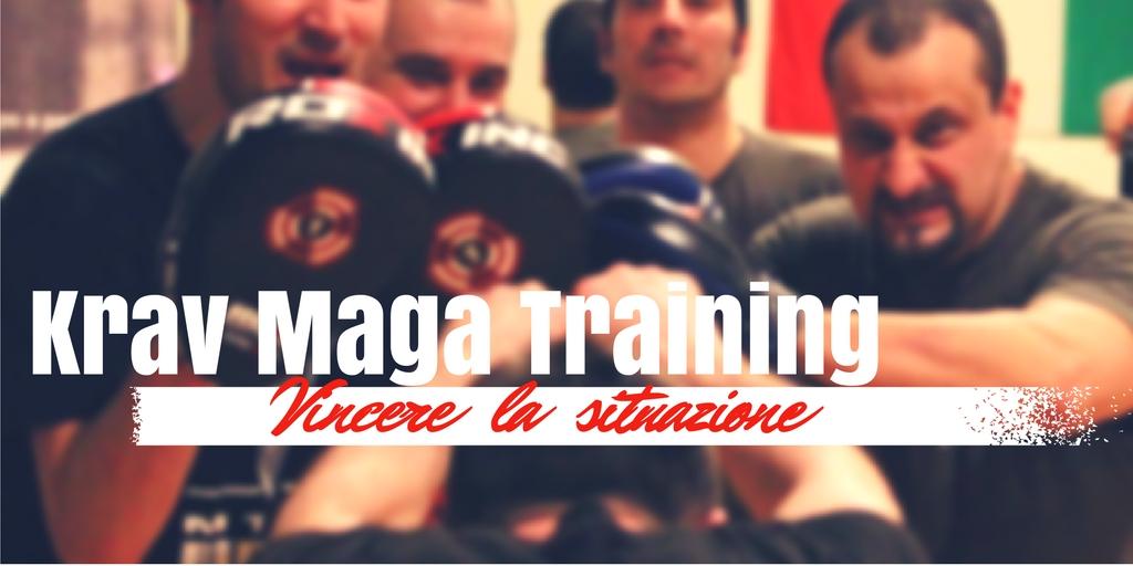 Krav Maga Training: vincere la situazione