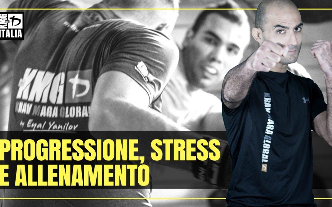 progressione stress e allenamento