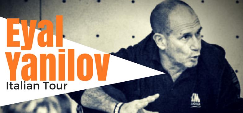 Eyal Yanilov: Stage e Master class in Italia
